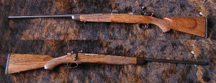 Canyon Creek Gun Stock