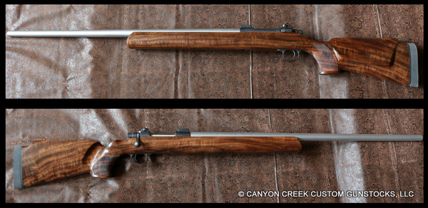 COOPER M22 TARGET STYLE RIFLE